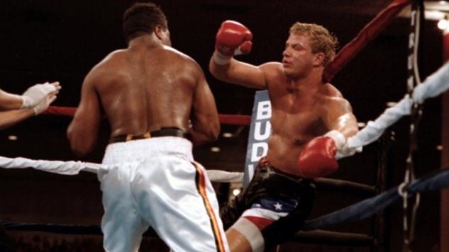 Tommy Morrison vs. Ray Mercer / zdroj foto: www.boxingscene.com