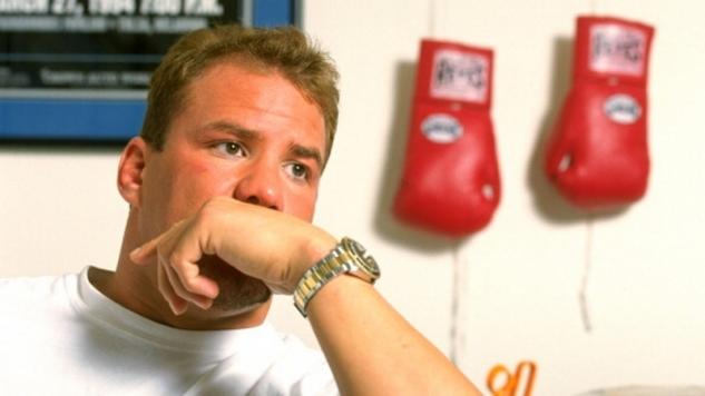 Tommy Morrison / zdroj foto: www.boxingscene.com
