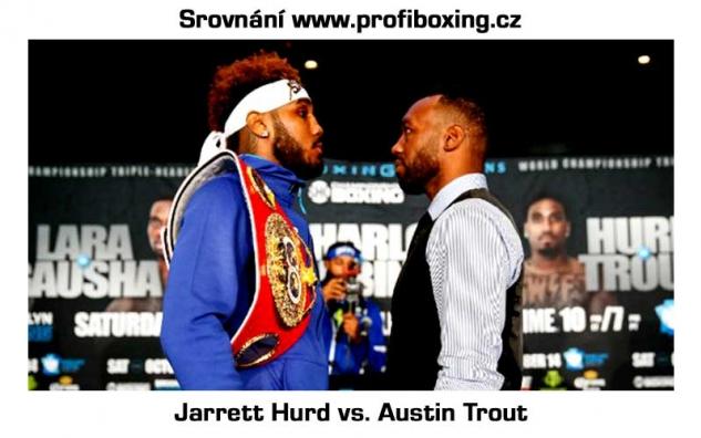 Srovnání Hurd vs Trout