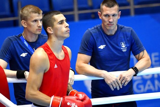 Zleva: Hlavačka, Csemez a Kovacs