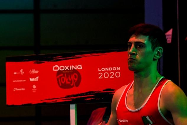 Kvalifikace v Londýně