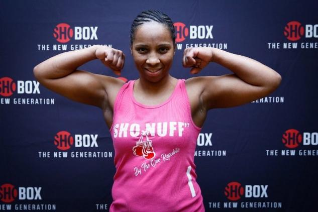 Tori Nelsonová / zdroj foto: Boxingscene.com