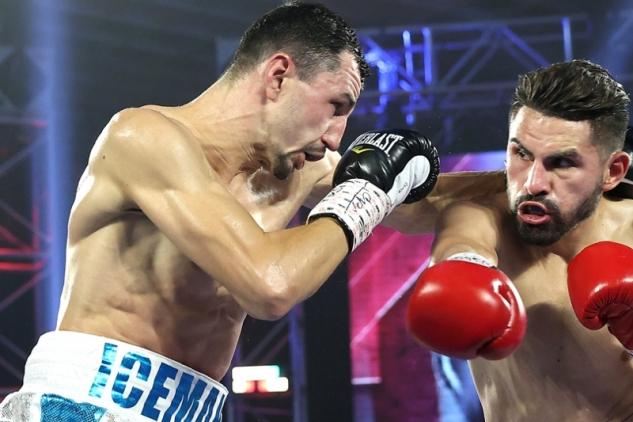 Ramirez vs. Postol / zdroj foto: Top Rank