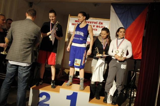 Finále žen do 54 kg / zdroj foto: Jitka Nováková