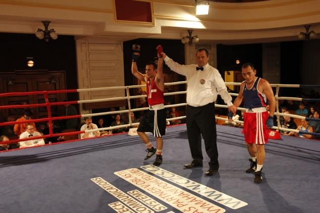 Finále muži do 56 kg / zdroj foto: Jitka Nováková