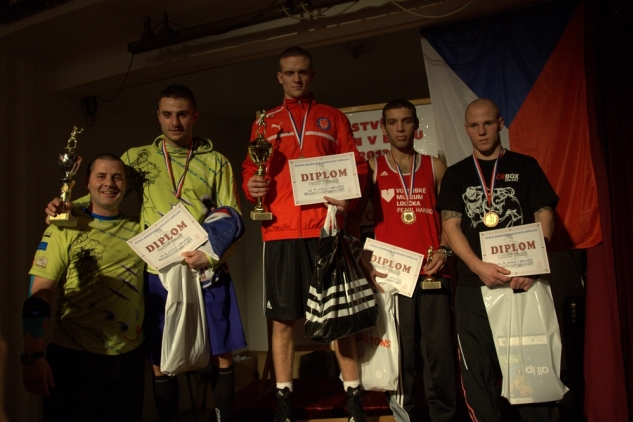 Finále muži do 69 kg / zdroj foto: Jitka Nováková