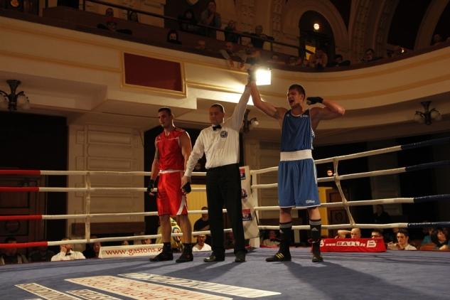 Finále muži do 91 kg / zdroj foto: Jitka Nováková