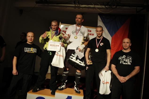 Finále muži do 81 kg / zdroj foto: Jitka Nováková