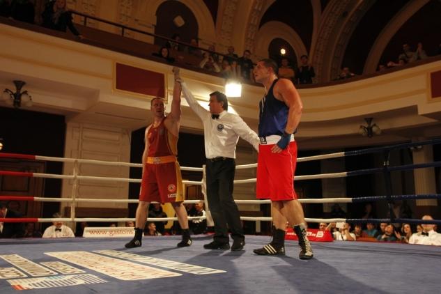 Finále muži nad 91 kg / zdroj foto: Jitka Nováková