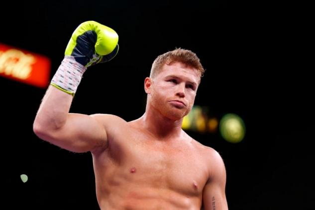 Canelo Alvarez / zdroj foto: Golden Boy Boxing