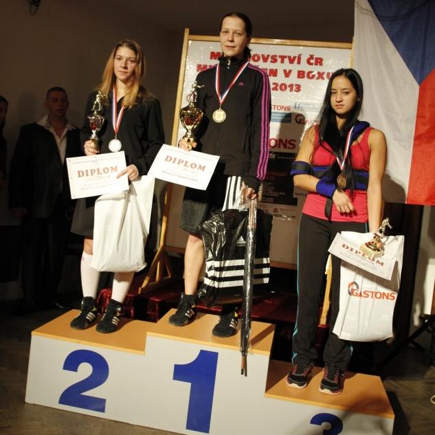 Finále žen do 51 kg / zdroj foto: Jitka Nováková
