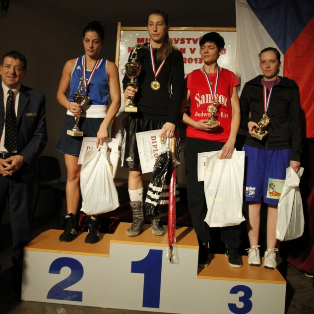 Finále žen do 57 kg / zdroj foto: Jitka Nováková