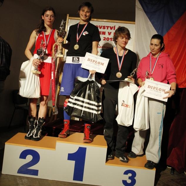 Finále žen do 60 kg / zdroj foto: Jitka Nováková