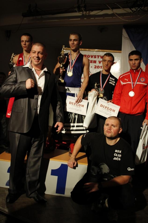 Finále muži do 60 kg / zdroj foto: Jitka Nováková